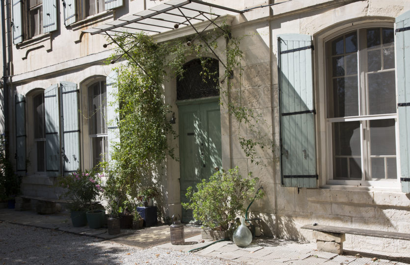 investissement immobilier, luxe, arles, Paradou