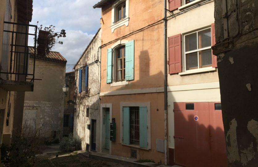 appartement a vendre, agence immobiliere, Maussane, Raphele