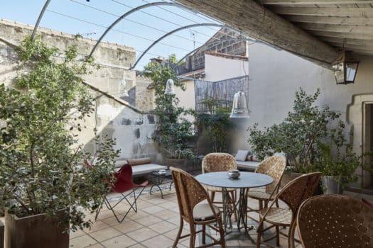 agent immobilier, Mas a vendre, Baux de provence, Fontvieille