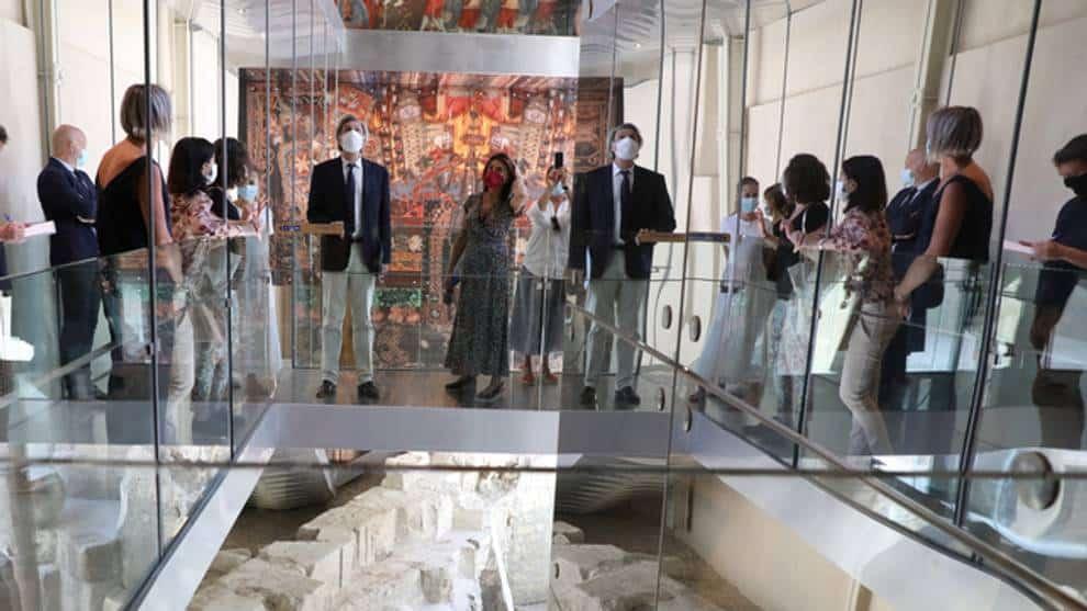 Bientôt l'ouverture du musée Arlaten